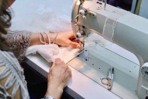 Änderungsschneiderei München Brautmode Horn Brautkleid und Abendkleid anpassen in München
