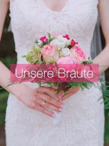 Unsere Bräute Brautmode Horn München Hochzeit