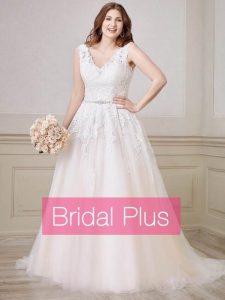 Bridal Plus Size Brautkleider Brautmode Horn München