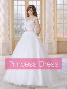 Princess Dress Prinzessinnenbrautkleider Brautkleider Brautmode Horn München