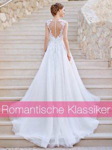 Romantische Klassiker Brautkleider Brautmode Horn München